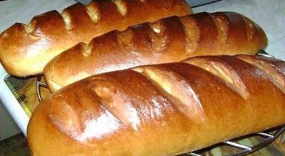 Хлеб в магазине не покупаю — домашние батоны!