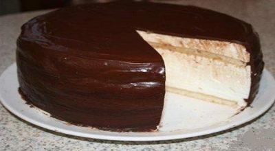 Безумно вкусный торт «Эскимо»!