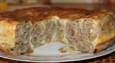 Теперь мясные пироги готовлю только так!