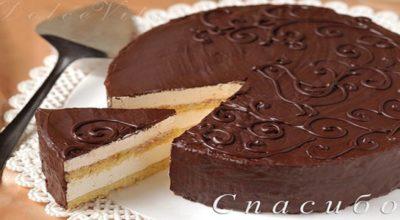 Торт «Птичье молоко». Старый рецепт — настоящее совершенство вкуса!