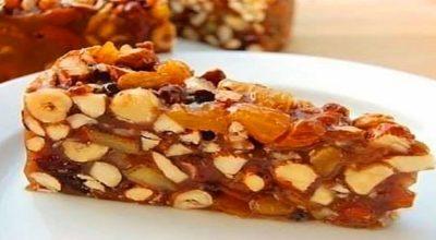 Очень вкусная и полезная сладость — панфорте