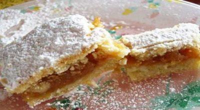 Турецкий яблочный пирог — остается долго свежим и супер сочным!