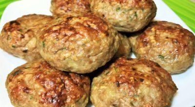 КУРИНЫЕ КОТЛЕТЫ ДИЕТИЧЕСКИЕ в духовке без яиц, хлеба и картофеля