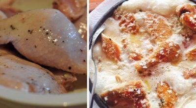 Узнав этот секрет, ты будешь готовить курицу только так! Чкмерули от грузинского джигита