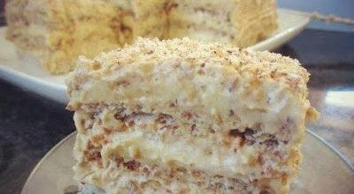 Вкуснейший тортик — тот рецепт будут выпрашивать все гости