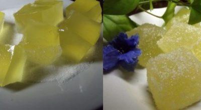 Угощаемся ароматным домашним лимонным мармеладом — натуральный и без красителей!