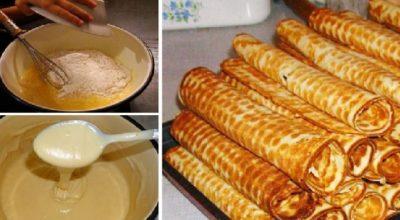 4 рецепта самых вкусных вафель! Только посмотрите, как просто их готовить!