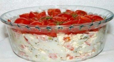 Сaлaт «Краснaя Шaпочкa» уже переплюнул оливье и шyбy!