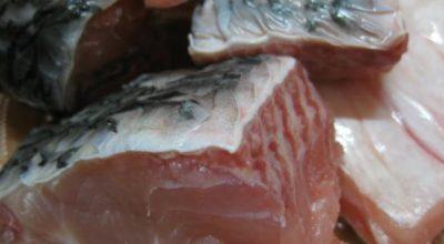 Самая вкусная маринованная рыба в мире-толстолобик в уксусе с луком