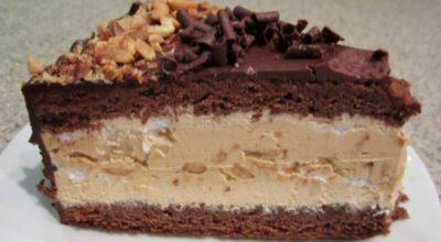 Торт «Сникерс». Самый лучший рецепт!