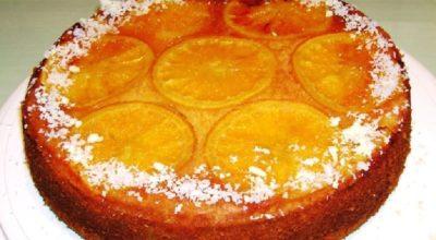 Изумительно вкусный пирог с апельсинами