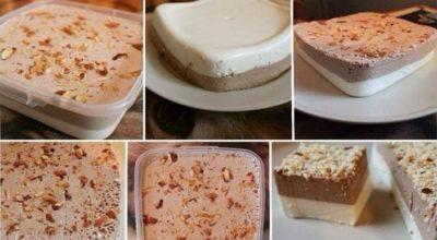 Десерт: желе творожное, низкокалорийное
