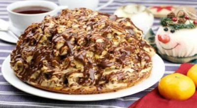 Торт «Кучерявый пинчер» — 2 рецепта приготовления