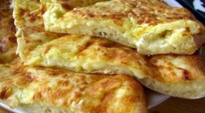Быстрое и ароматное хачапури к завтраку