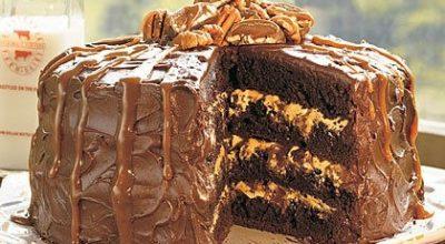 Секретный рецепт самого вкусного шоколадного торта!