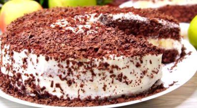 Торт «Выручай-ка»: будет готов уже через 20 минут