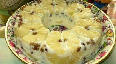 Воздушный творожный десерт «Старая Рига». Вкуснее домашнего тортика не пробовала!