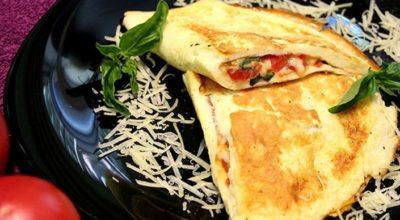 Полезное, воздушное и вкусное блюдо с утра для всей семьи!