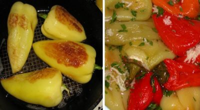 Сочный перец по-армянски. Ты влюбишься в это блюдо, попробовав всего однажды!