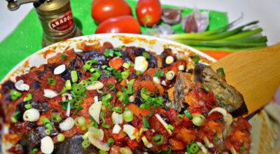 Баклажаны по-турецки. Рецепт, который нельзя оставить без внимания