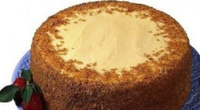 Быстрый шоколадный торт на кефире «Ням-ням» Очень простой и необычный рецепт вкусного торта