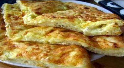 Быстрое хачапури к завтраку
