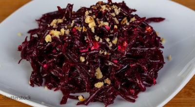 5 аппетитнейших салатов из свеклы, которые приведут в порядок фигуру и здоровье