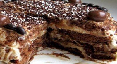 Торт из пряников без выпечки — вкусно до потери сознания!
