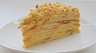 Торт «Наполеон» — тот самый Отличный рецепт