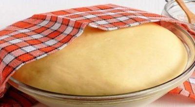 Дрожжевое тесто для пышных пирожков в духовке!