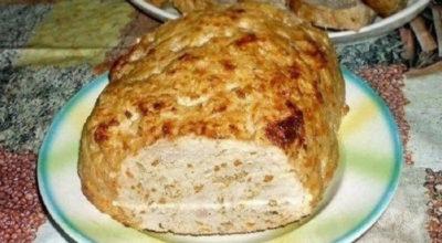 Мясной батон – очень популярное блюдо