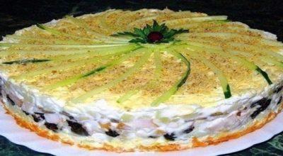Салат торт № 1 в мире!