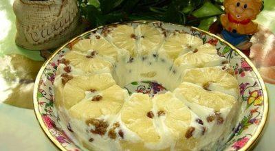 Творожный десерт «Старая Рига»