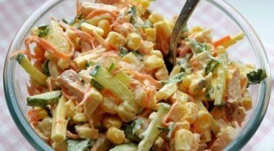 Этот салат уделал «Шубу» и «Оливье»