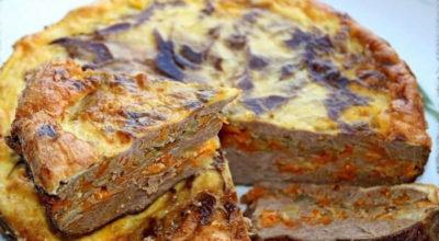 Печень по-царски — очень нежное, сочное и вкусное блюдо из печени