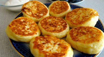 Непревзойденные сырники с румяной корочкой: вкусный завтрак за 20 минут