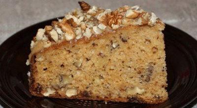 Пирог «Лень-матушка». Простой и легкий в приготовлении!