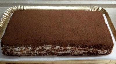 Минимум продуктов и нежный бисквитный торт готов