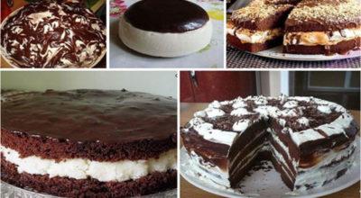 Топ — 5 самых вкусных тортов. Безумно вкусные