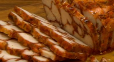 Hеобычноe мясо «Mраморное»