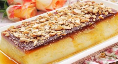 Манный десерт по-турецки
