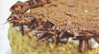 """Торт """"Кутузов"""" — покорит вас нежнейшим вкусом и безупречным внешним видом"""