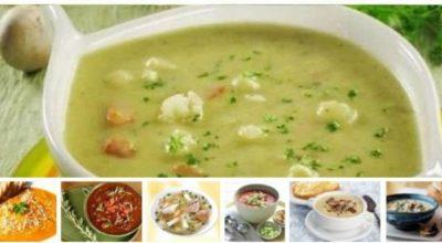 Вкусные супы на скорую руку. Подборка лучших рецептов