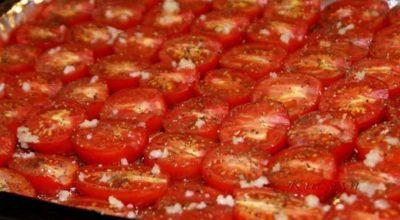 Вяленые помидоры «Итальянский рай»