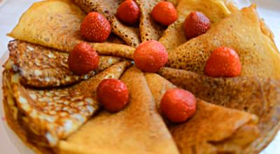 Постные блины — 3 лучших рецепта