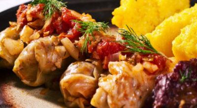 Голубцы по-румынски: получаются в 3 раза вкуснее наших. Записывайте рецепт