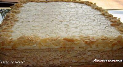 Настоящий киевский торт » Акилежна»