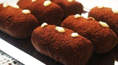 Заварное пирожное «Картошка» из детства