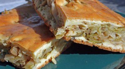 Постные пироги — три отличных рецепта