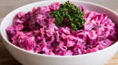 С этой заправкой свекольный салат станет настоящим шедевром